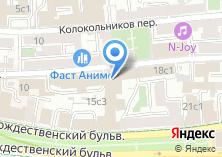 Компания «ИнкассоЭксперт» на карте
