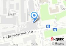 Компания «BAKARDI» на карте