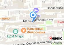 Компания «Минимаркет» на карте