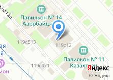 Компания «Teh-medic» на карте