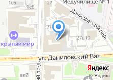 Компания «Модамикс» на карте