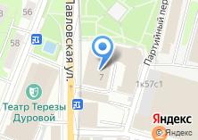 Компания «Стройзащита» на карте