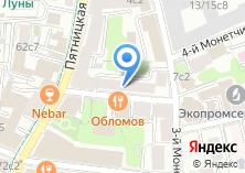 Компания «CORZETTI» на карте