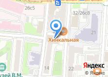 Компания «Магазин косметики» на карте