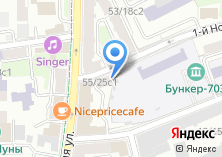 Компания «Энергомотор» на карте