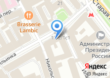 Компания «Комиссия по вопросам гражданства при Президенте РФ» на карте