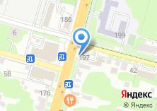 Компания «Окна Черноземья» на карте