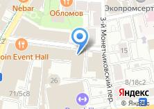 Компания «Woman.ru» на карте