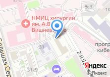 Компания «ЛИРУС» на карте