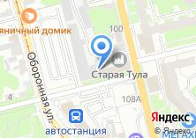 Компания «Пряничный край» на карте