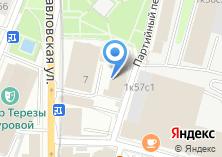 Компания «Павловский» на карте