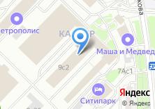 Компания «Русский стиль» на карте