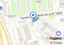 Компания «Линоптим» на карте