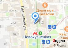 Компания «Ремонт окон Новокузнецкая» на карте