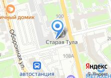 Компания «Шиномонтажная мастерская на Староникитской» на карте