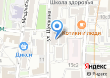 Компания «ДОМ+ДОМ» на карте