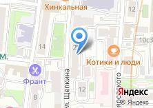 Компания «Интеллектуальные ресурсы» на карте