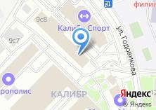 Компания «ВЕКТОР ГРУПП» на карте