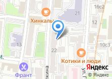Компания «Картина» на карте