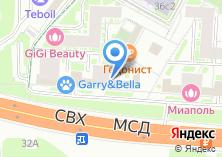 Компания «С.В.Л Сервис» на карте