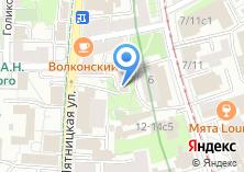 Компания «Efectotango» на карте