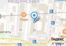 Компания «АТАЛАНТА ТРЭВЕЛ» на карте
