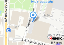 Компания «Автоматизация» на карте
