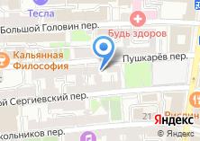 Компания «Московское городское бюро недвижимости» на карте