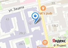 Компания «Плеханов» на карте