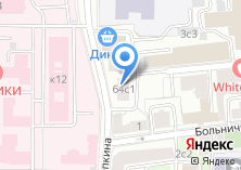 Компания «Медтехника-для Вас» на карте