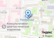 Компания «КПД Строй» на карте