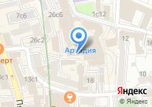 Компания «Студия искусств Елены Старик» на карте