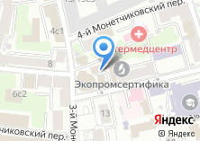 Компания «Центркомбанк» на карте