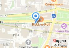 Компания «Роберто» на карте