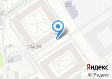 Компания «Дилект» на карте
