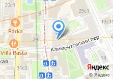 Компания «Багетная мастерская №1» на карте