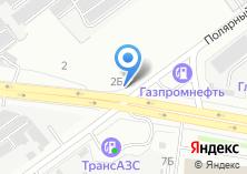 Компания «Автосервис на Чермянском проезде» на карте