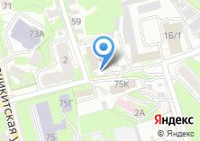 Компания «Автостоянка на Пионерской» на карте
