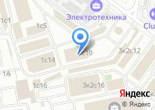 Компания «Дверов» на карте