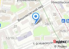 Компания «Улищенко и партнеры» на карте