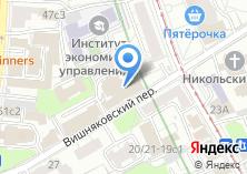 Компания «Авторская Школа Шехтера» на карте