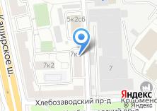 Компания «Москреп» на карте