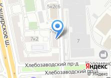 Компания «Мастерская Архитектурной Среды» на карте