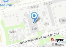 Компания «ЭВАЖД предприятие по эксплуатации высотных административных и жилых домов» на карте