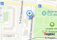 Компания «КБ ЮНИКОРБАНК» на карте