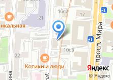Компания «РосЕвроОтель» на карте