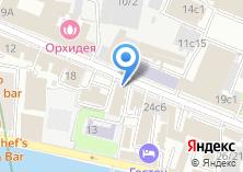Компания «КИНС Групп» на карте