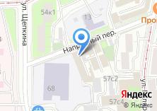 Компания «Наш Доктор+» на карте