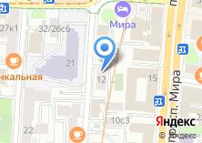 Компания «Эсайтиси» на карте