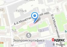 Компания «ЭвоМедика» на карте